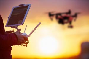 Einsatz-Drohne MP-FEUER